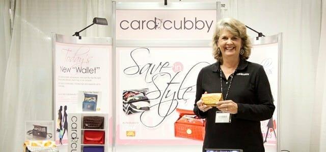 Wendy Krepak - Creator of Card Cubby