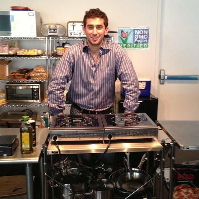 Aaron Greenwald - President BOLD Organics