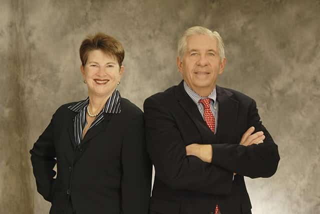 Andrea and Andrew Simon - Founders of SAMC