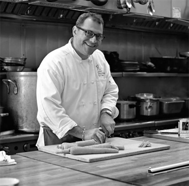 Jeffrey Fournier - Chef and Owner of 51 Lincoln