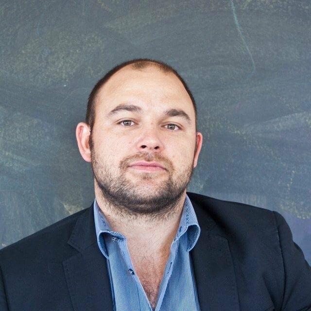 Alex Caredes - Co-founder of Mailbooks For Good