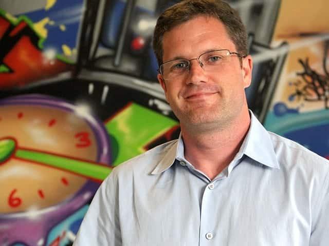 Frank Speiser - Co-founder of SocialFlow