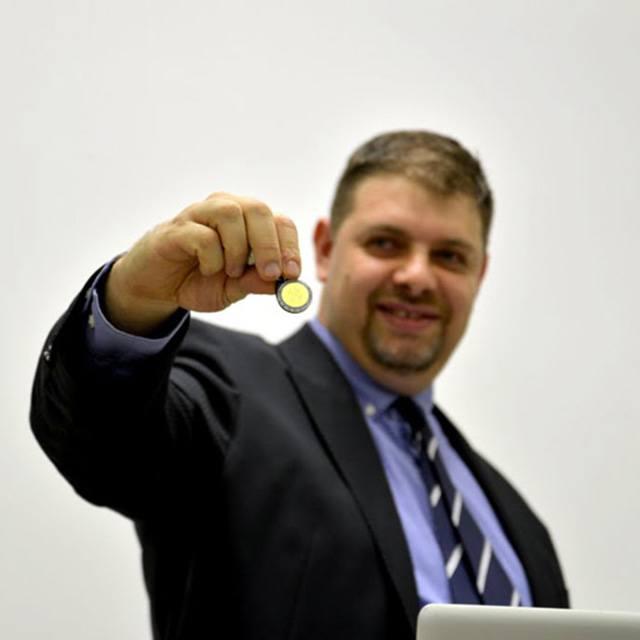 Jimmy Buchheim - Founder of StickNFind