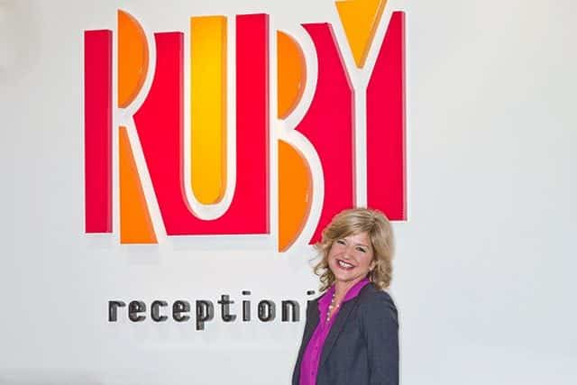 Jill Nelson - Founder and CEO of Ruby Receptionists