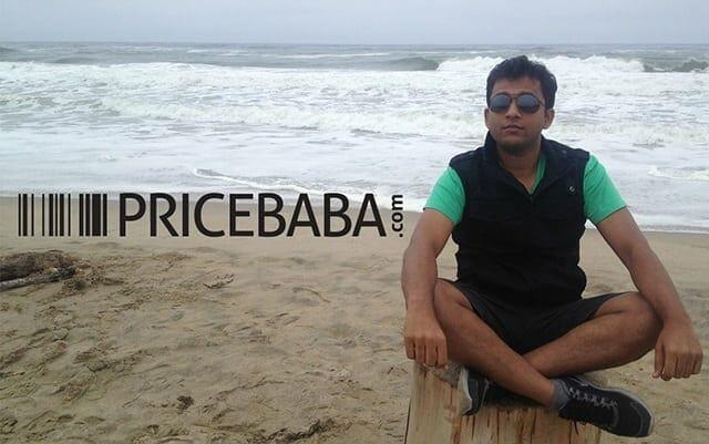 Annkur Agarwal - Founder of PriceBaba.com