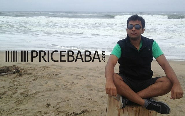 Annkur Agarwal - Founder of PriceBaba.com