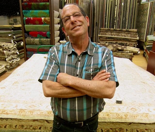 Steve Blumkin - President and Founder of Outrageous Rugs