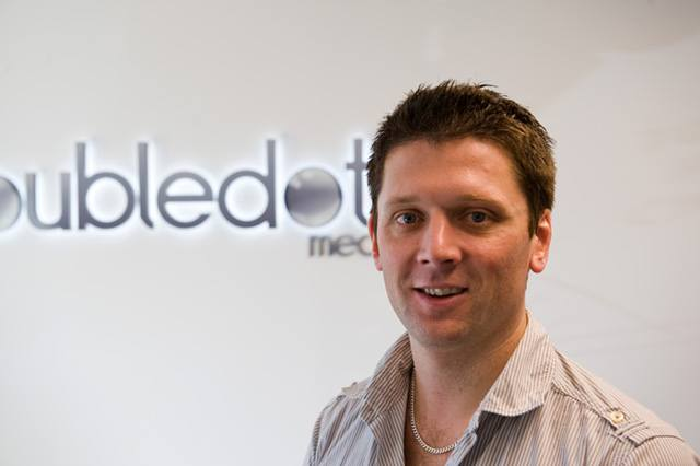 Simon Slade - CEO of Doubledot Media Limited