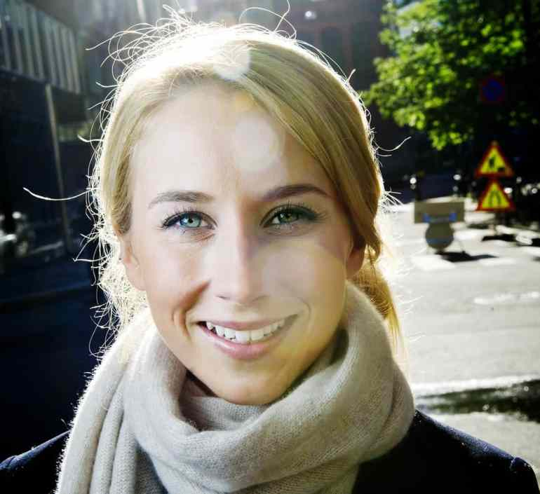 Louise Eriksson - Founder and CEO of Vint