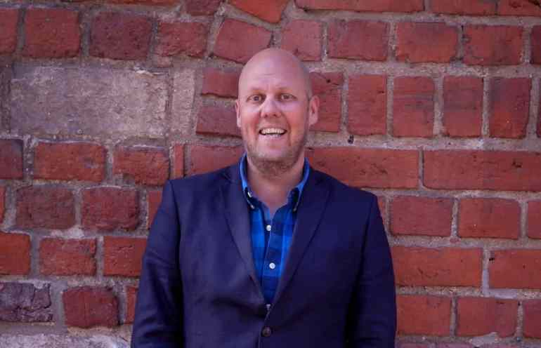 Rickard Hansson - CEO and Founder of Incentive