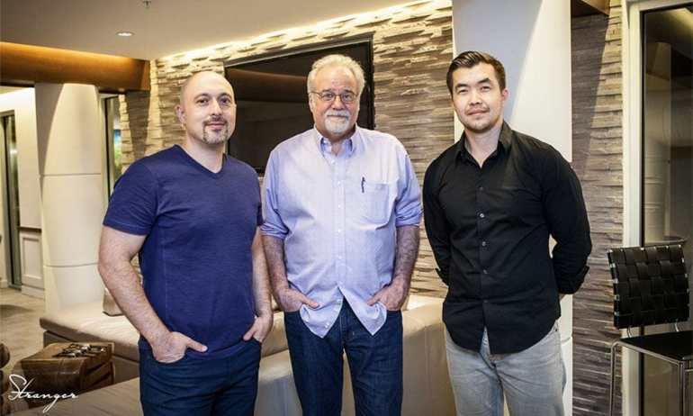 Jahn Karsybaev - CEO of Stranger Watches and Amir Watchers