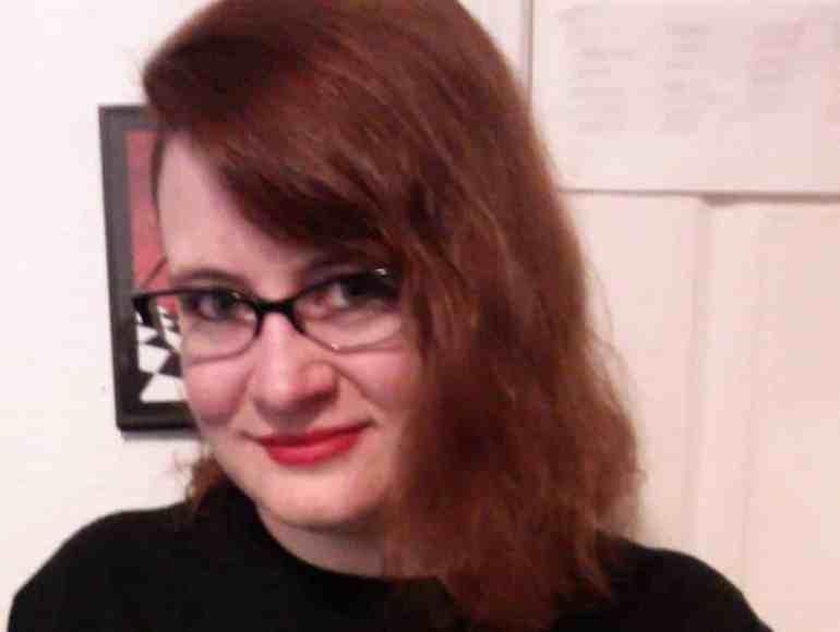 Lauren Tharp -  Owner of LittleZotz Writing