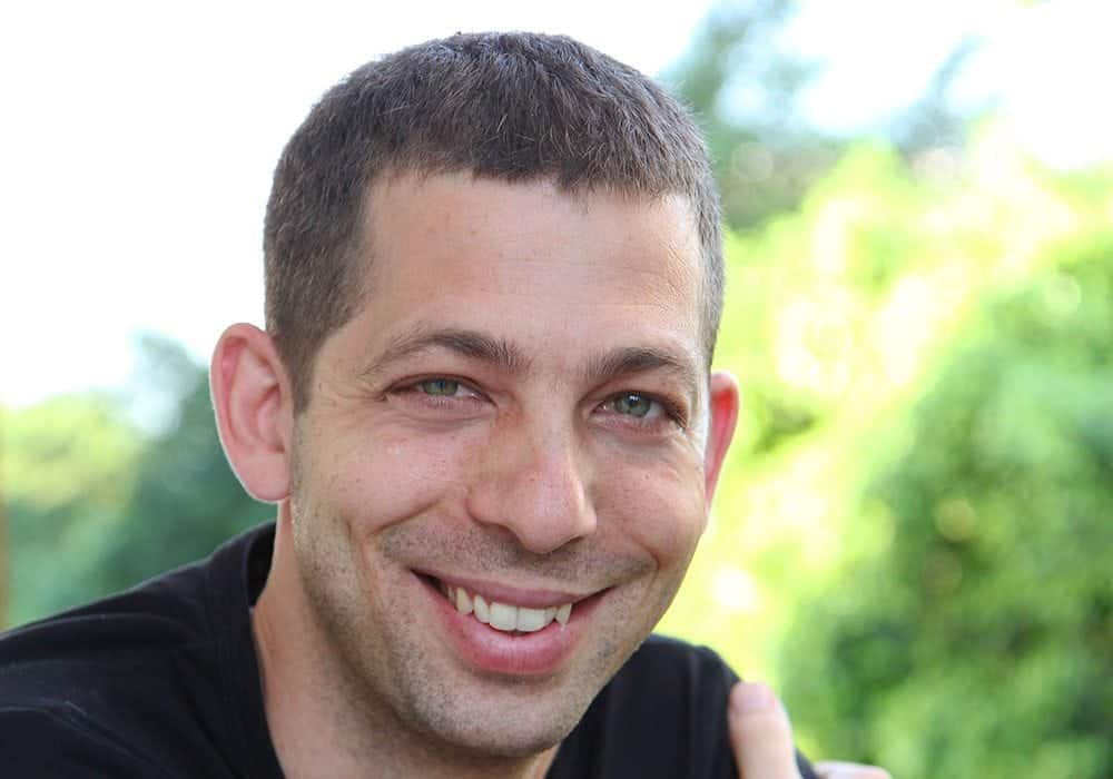 Dany Fishel - Co-Founder and CEO of Rounds