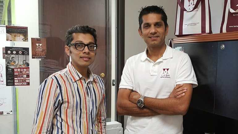 Arshaad Mirza - Founder of LASH Delivery