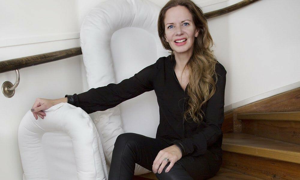 Lisa Furuland - Creator of the DockATot