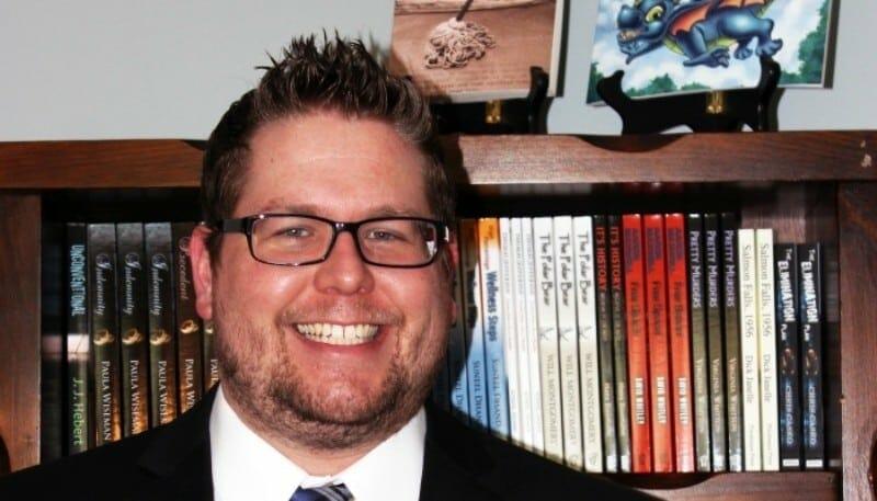 J. J. Hebert - Founder of MindStir Media