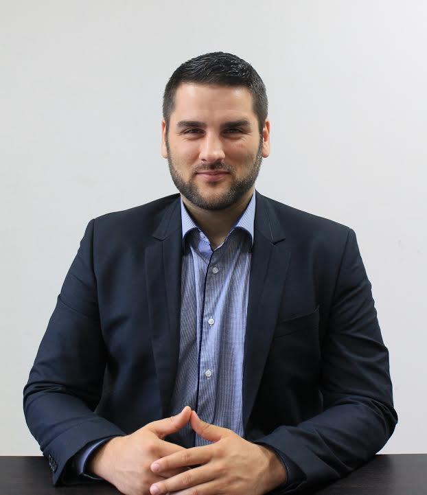 Dimitar Karaivanov - CEO and Co-founder of Kanbanize