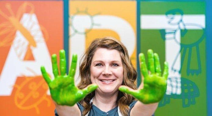 Lara Olson-Founder of Kidcreate Studio