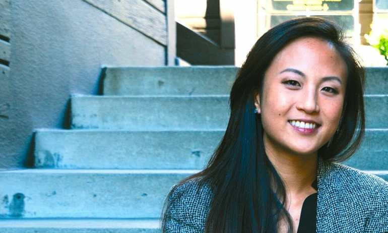 Stephanie Shyu - Founder and CEO of AdmitSee