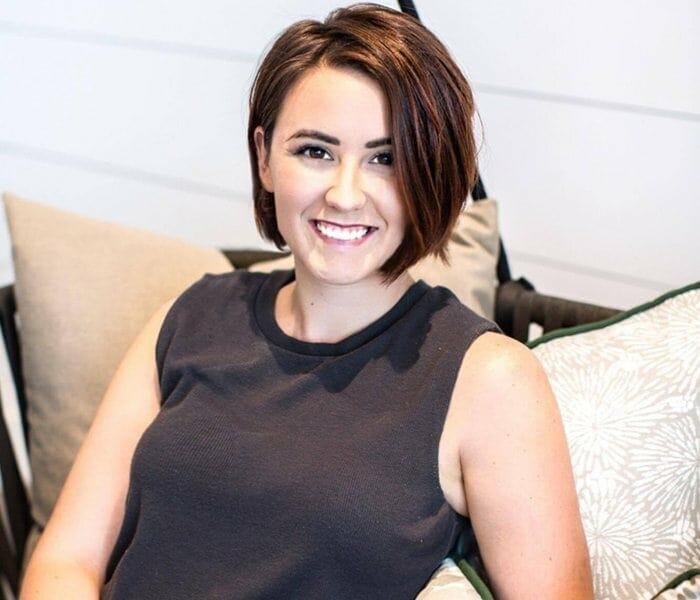 Amanda Archambault - Founder of Pocket Living