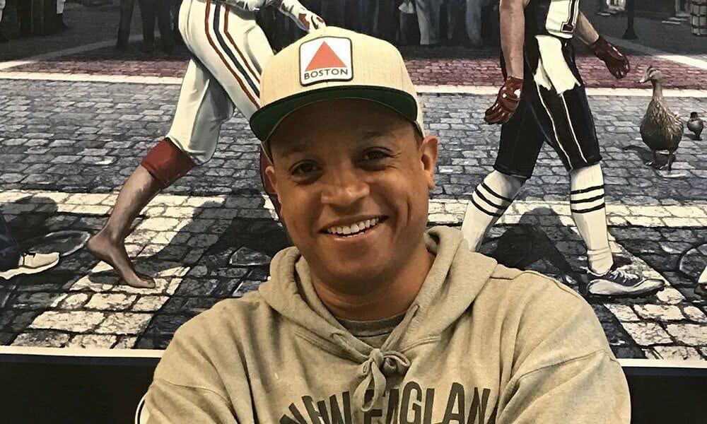 Mahlon Williams - Founder and CEO of I Love Boston Sports