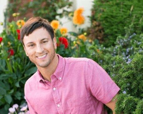 Billy Crawford - Founder & Principal Designer of Club Botanic