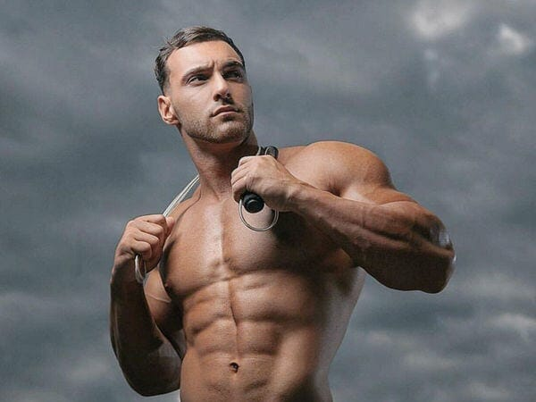 Dale Parducci - Founder of Parducci Fitness