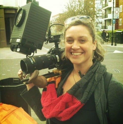 Tamara Groves - Founder of Tamara Groves Productions