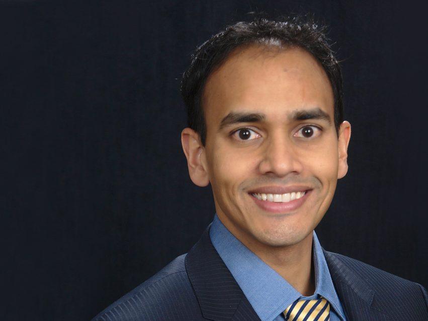 Meet Dr Nikesh Seth - cover