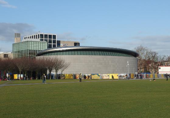 Museo Van Gogh, Museumplein, Amsterdam