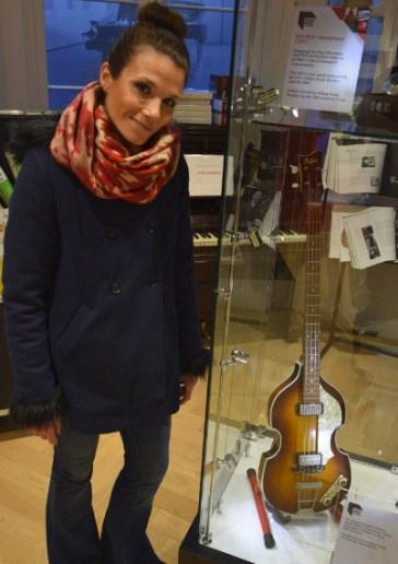 abbey guitarra