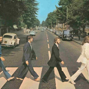 Cruzando Abbey Road con los Beatles