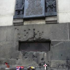 iglesia de san cirilo y metodio, antropoide, heydrich, segunda guerra mundial, checoslovaquia, praga, bohemia, moravia
