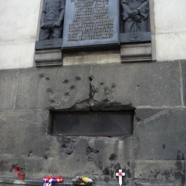 La Operación Antropoide y los rastros de la Segunda Guerra en Praga