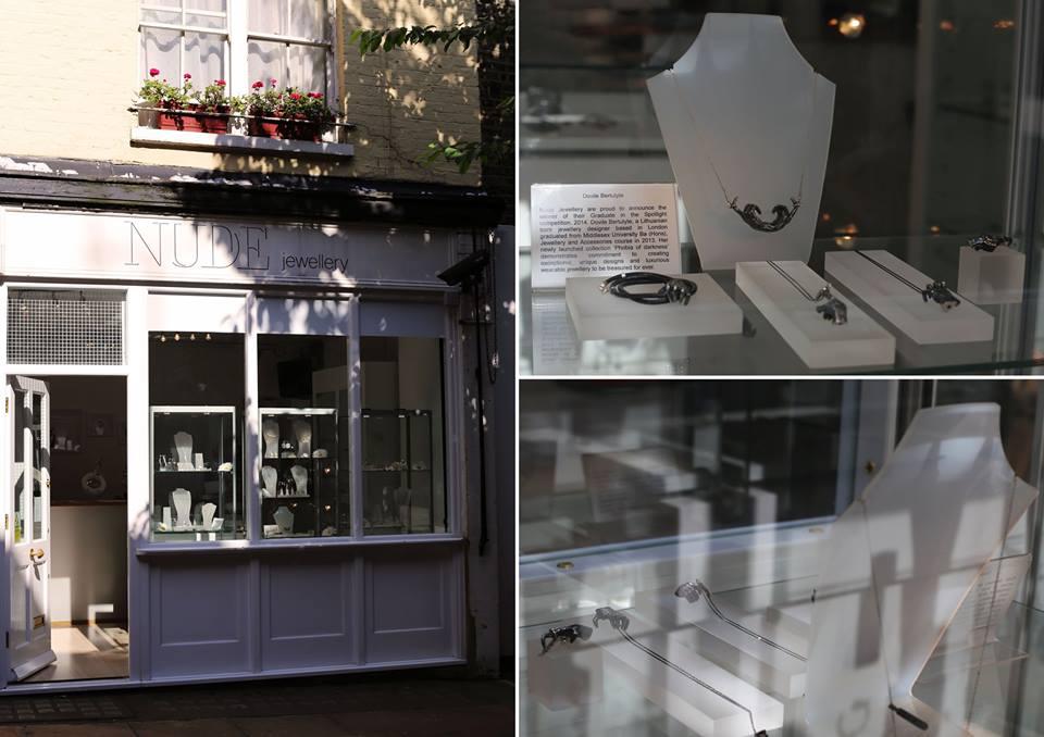 Nude Jewellery, London