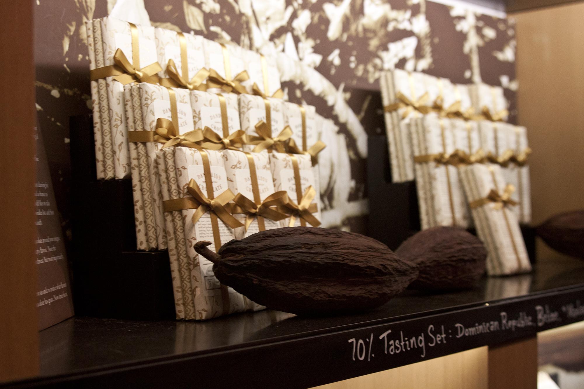 Dandelion Chocolate, San Francisco