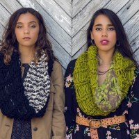 Modern Textiles with Native American Feel by Alpaca India