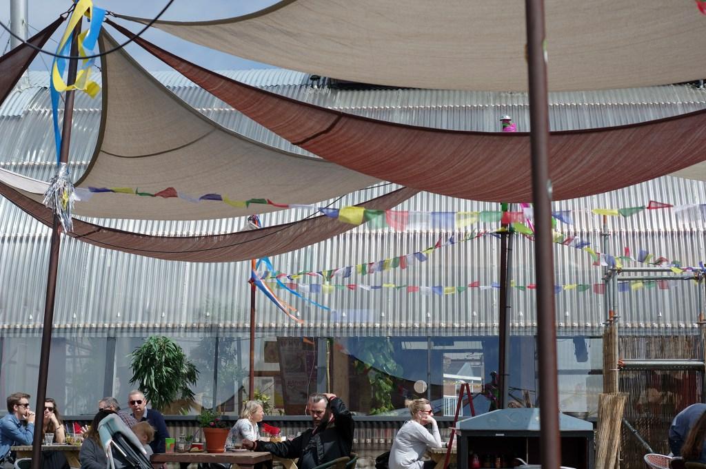 Amsterdam NDSM, Noorderlicht Cafe