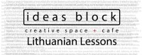 Lithuanian Lessons at Ideas Block LT