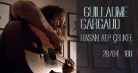 Guillaume Gargaud - live at Ideas Block, 28th of April, 18.00