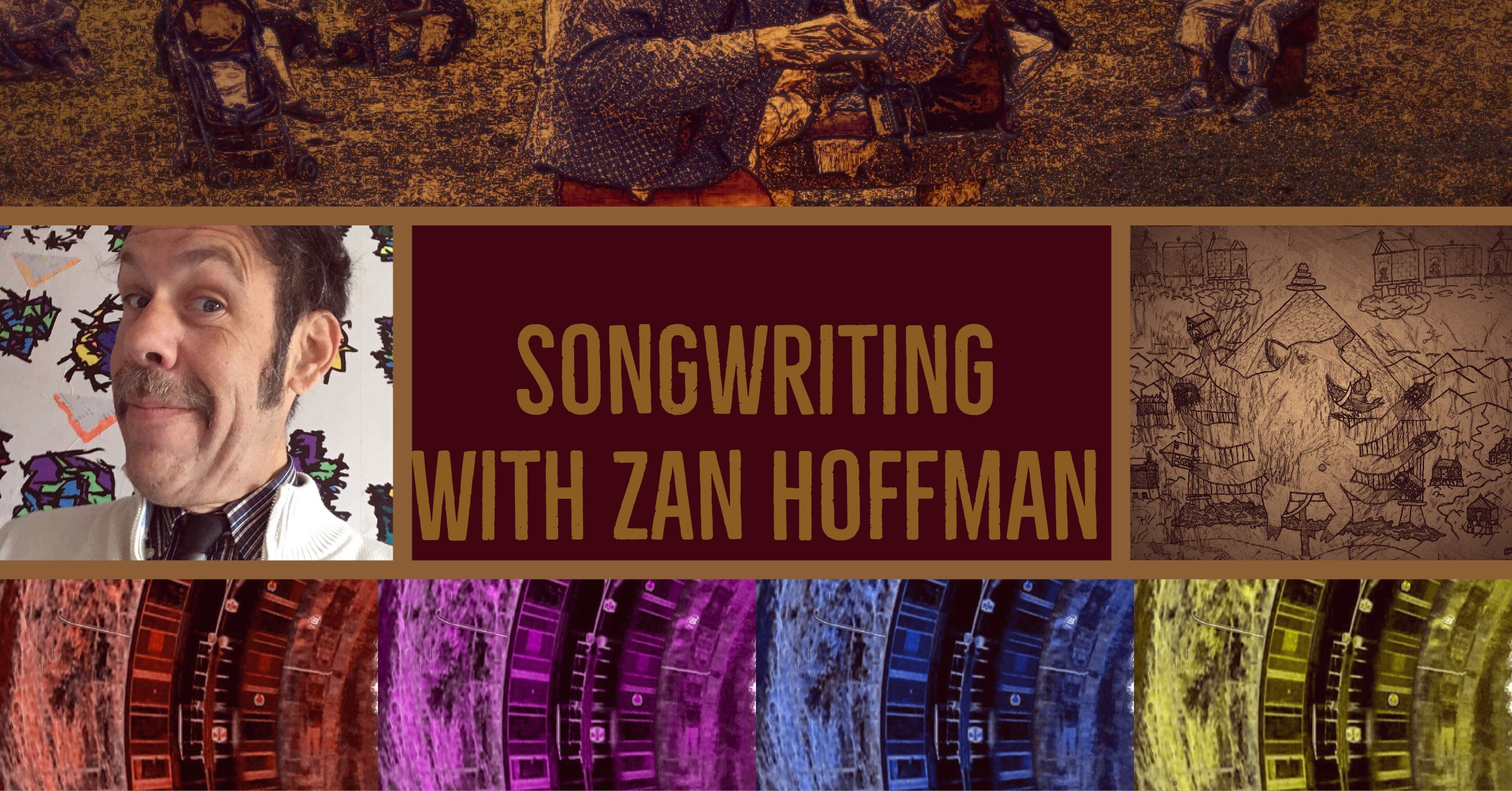 Sound Cycle: Zan Hoffman Songwriting Seminar