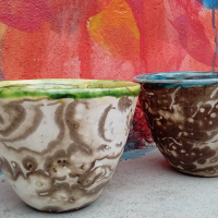 Ceramics Workshop, 12th of September, 19.00