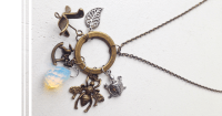 Inner Jewel Daytime Workshop: Thankfulness Necklaces, 20th of November, 10.30