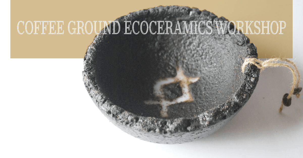 Coffee EcoCeramics Workshop