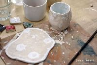 Ceramics workshop with Ubi keramika, 6th of February, 19.00