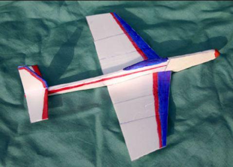 Foam Jet Ii Catapult Glider Ideas Inspire