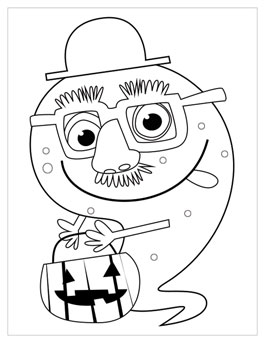 coloring pages halloween # 57