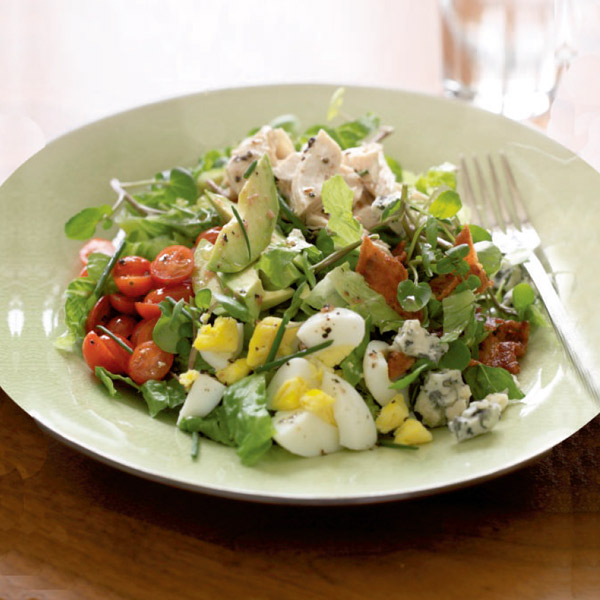 Cobb Salad Recipe Hallmark Ideas Amp Inspiration