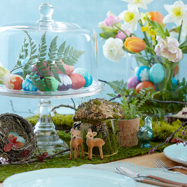 Table Decoration 7 Great Ideas Of Centrepiece For Easter Lunch And Dinner