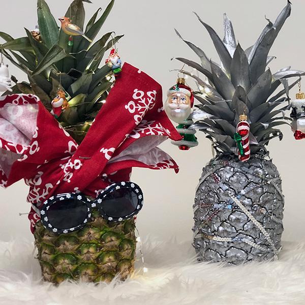 Pineapple Christmas Tree Hallmark Ideas Amp Inspiration